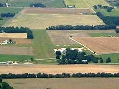 Aerial photo of 00N (Bucks Airport)