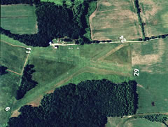 Aerial photo of 2N6 (Redwing Airport)