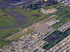 Aerial photo of 26N (Ocean City Municipal Airport)