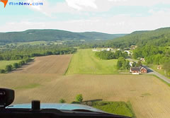 Aerial photo of K23 (Cooperstown-Westville Airport)