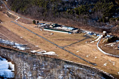 Aerial photo of 1I5 (Freehold Airport)