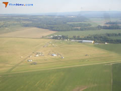 Aerial photo of D52 (Geneseo Airport)
