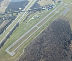 Aerial photo of 06N (Randall Airport)