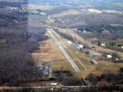 Aerial photo of N45 (Kobelt Airport)