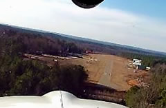 Aerial photo of BQ1 (Gilliam - Mc Connell Airfield)