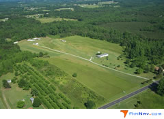 Aerial photo of 1NC9 (Northbrook International Ultraport)