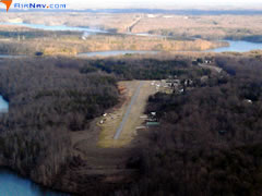 Aerial photo of W88 (Air Harbor Airport)