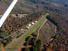 Aerial photo of E40 (Wilson's Airport)