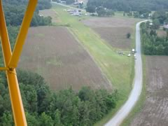 Aerial photo of 4W4 (Whitfield Farms Airport)