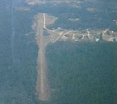 Aerial photo of 9NC2 (Flyers Airpark)
