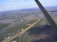 Aerial photo of 9NC8 (Eagles Landing Airport)
