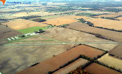 Aerial photo of I44 (Dahio Trotwood Airport)