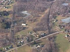 Aerial photo of OI32 (Stoney's Airport)