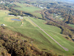 Aerial photo of 2P7 (Alderman Airport)