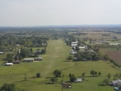 Aerial photo of OK93 (Airman Acres Airport)