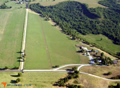 Aerial photo of OK37 (Dog Iron Ranch Airport)