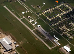 Aerial photo of 2F6 (Skiatook Municipal Airport)