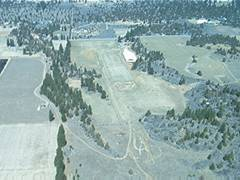 Aerial photo of OR30 (D M Stevenson Ranch Airport)