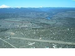 Aerial photo of OG00 (3 Rivers Recreation Area Airport)