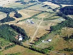 Aerial photo of OG10 (Mount Hope Airport)