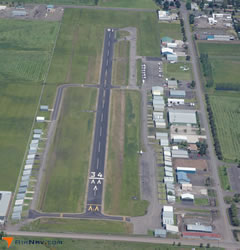 Aerial photo of S30 (Lebanon State Airport)