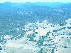 Aerial photo of OR06 (Snider Creek Airport)