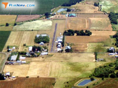 Aerial photo of 17S (Chehalem Airpark)