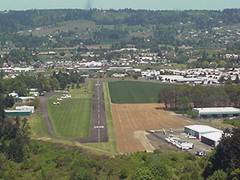 Aerial photo of 2S6 (Sportsman Airpark)