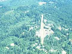 Aerial photo of 1OR0 (Sunnyhill Airport)