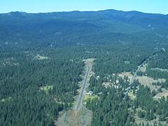 Aerial photo of 24S (Pinehurst State Airport)