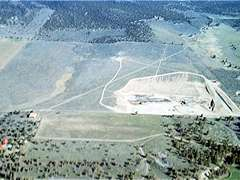 Aerial photo of OR02 (River Run Ranch Airport)