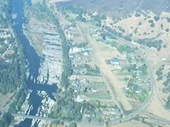 Aerial photo of 58OR (Umpqua Airport)