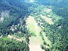 Aerial photo of 84OR (B Bar Ranch Airport)