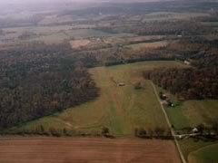 Aerial photo of PA51 (Bowtie Airport)