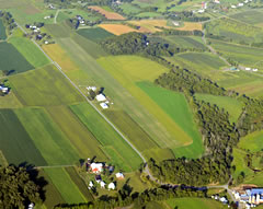 Aerial photo of N16 (Centre Airpark)