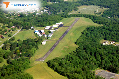 Aerial photo of G05 (Finleyville Airpark)