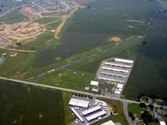Aerial photo of 58N (Reigle Field Airport)