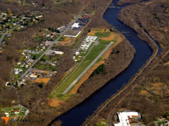 Aerial photo of 69N (Slatington Airport)