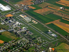 Aerial photo of S37 (Smoketown Airport)