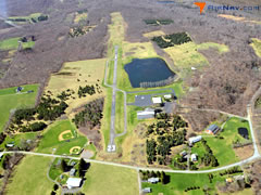 Aerial photo of 70N (Spring Hill Airport)