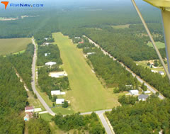 Aerial photo of SC45 (Gilbert International Airpark)