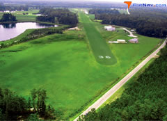 Aerial photo of SC21 (Myrtle Beach Hardee Airpark)