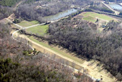 Aerial photo of SC75 (Oolenoy Valley Airport)