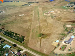 Aerial photo of 3Y7 (Isabel Municipal Airport)
