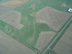 Aerial photo of 6A6 (Kimball Municipal Airport)