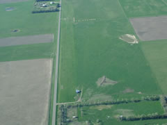 Aerial photo of 2SD4 (Nicolaisen Airport)
