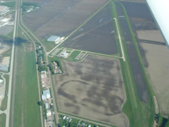 Aerial photo of 7K7 (Graham Field Airport)