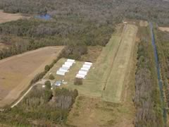 Aerial photo of 54M (Wolf River Airport)