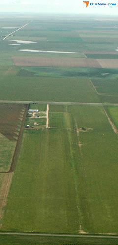Aerial photo of 55T (Eagles Aerodrome)
