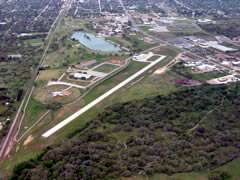 Aerial photo of T71 (Cuero Municipal Airport)
